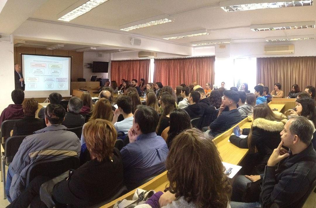 Εικόνα από Δημαρχείο Ν. Σμύρνης 2015 - Ομιλία κ. Φιόρη