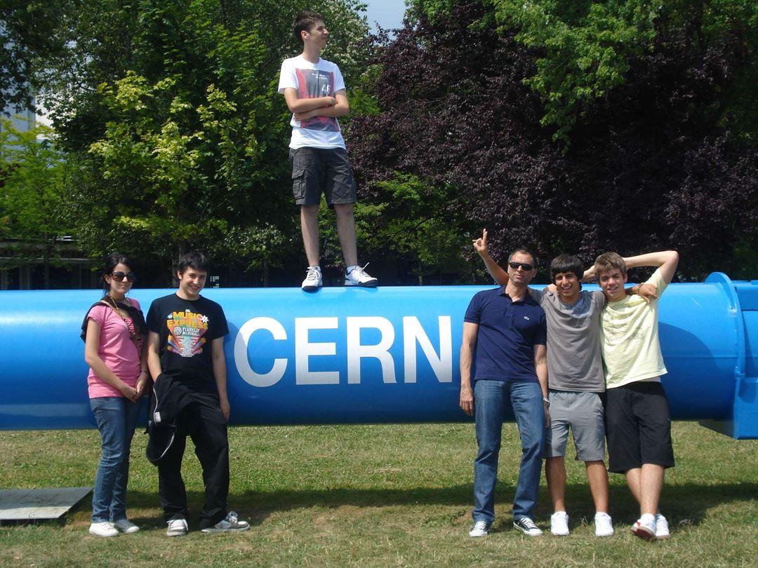 Εικόνα από Εκδρομή στο CERN